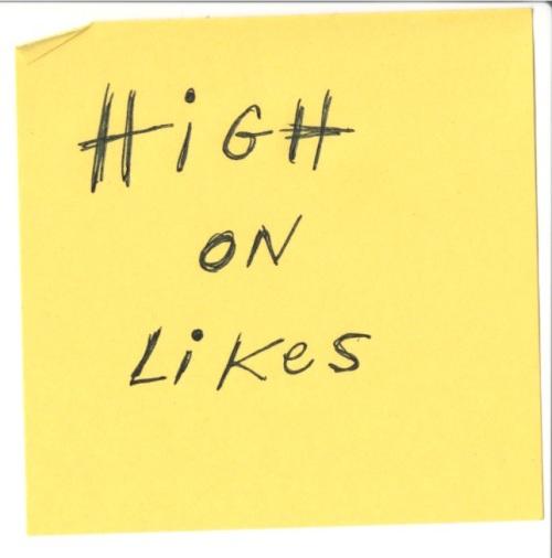High on likes
